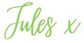 Jules' signature